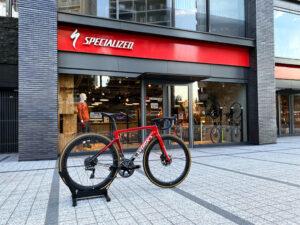 真のレースバイク【TARMAC SL7】 新宿店の在庫情報