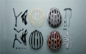 ヘルメットの寿命と耐久性。