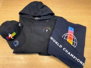 World Champions アパレルコレクション 入荷!