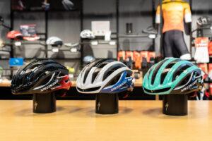超軽量で通気性抜群のヘルメット、S-Works Prevail Ⅱ Ventチームレプリカカラーが入荷致しました!